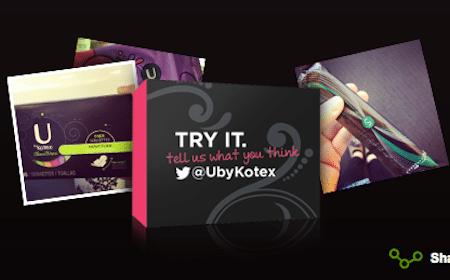U by Kotex Sleek Tampons Sample (Costco Members Only)
