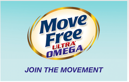 Move Free Ultra Omega from Doctor Oz on Thursday 5/30