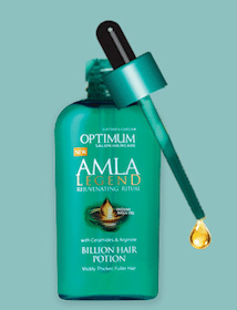 Optimum Amla Legend Billion Hair Potion Sample