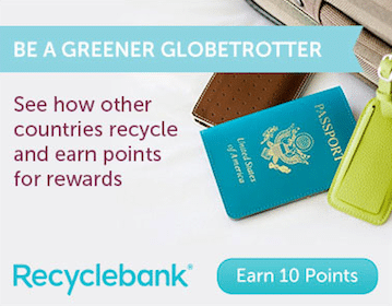 10 RecycleBank Points