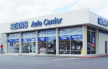 Tire Rotation at Sears Auto Center ($15 Value!)