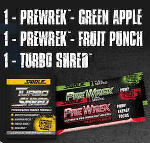Swole Sports Nutrition Samples