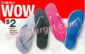 Women's Flip-Flops at Target