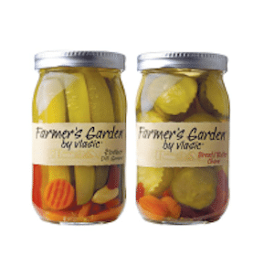Jar of Vlasic Farmer's Garden Pickles at 1PM (1st 10,000)