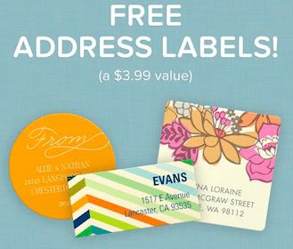 Custom Address Labels