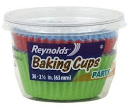 Reynolds Baking Cups at Walmart