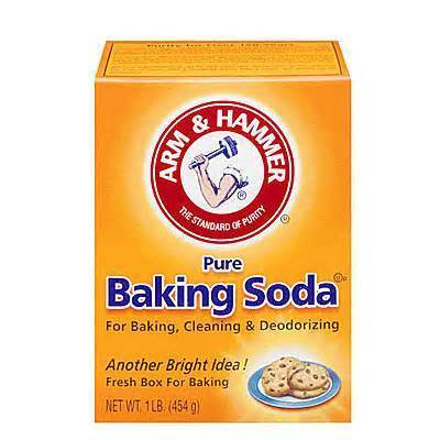 Baking Soda - 6 Natural Ways to Remove Mold and Mildew