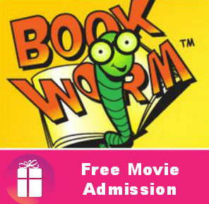 Summer Reading Program: Kids Earn FREE Movie Admission