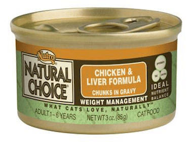 Nutro Natural Choice Cat Food Can at Petco