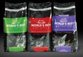 FREE World's Best Cat Litter with Mail in Rebate