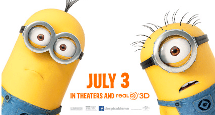 Advanced Screening of Despicable Me 2 (Select Cities)