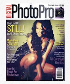 Subscription to Digital Photo Pro