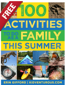 eBook: 100 Activities To Do As a Family