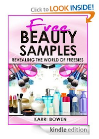 eBook: Free Beauty Samples – Revealing The World Of Freebies [Kindle Edition]