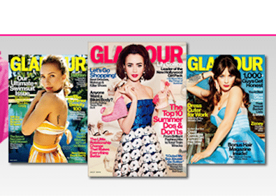 FREE Subscription to Glamour