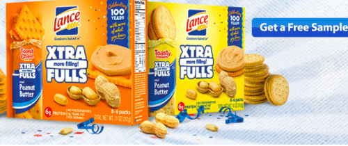 Lance Xtra Fulls Sandwich Crackers 8-pack Printable Coupon (Valid at Walmart)
