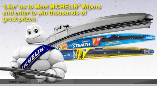 Win Tires + More from Michelin
