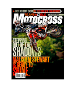 3 Issues of Transworld Motocross