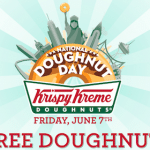 Get Your FREE Doughnuts!