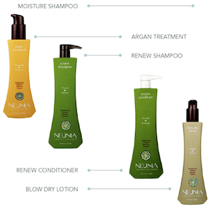 LIVE July 1st @ 2 p.m. EST: Neuma Shampoo Samples