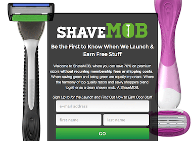 Razors for Referring Friends