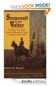 """FREE Kindle eBook: """"STONEWALL IN THE VALLEY: """"STONEWALL """" JACKSON'S SHENANDOAH VALLEY CAMPAIGN, SPRING 1862"""
