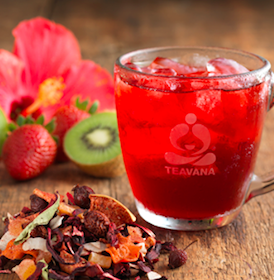 Cup of Berry Kiwi Colada Tea from Teavana (Today Only!)