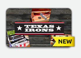 $5 Texas Irons Gift Card