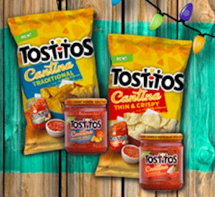 Kroger & Affiliates eCoupon: FREE Tostitos Cantina Chips or Salsa (Load Coupon Today!)
