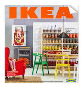 IKEA Entree Coupon (Up to $5.99 Value!)