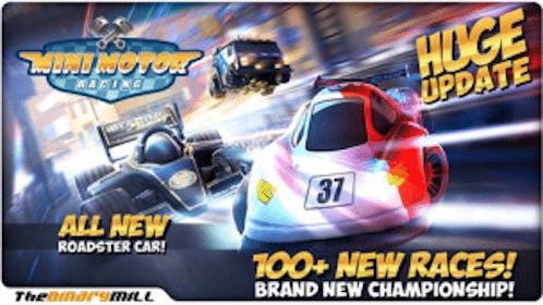 App Download: Mini Motor Racing