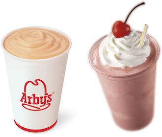 Shake at Arby's