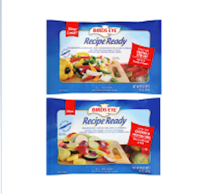 Birds Eye Recipe Ready Vegetables at Walmart