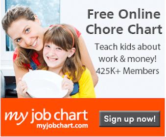Online Chore Chart