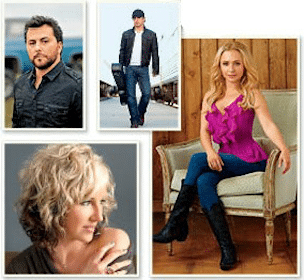 8 Summer Country Songs in iTunes (Hayden Panettiere, Kristen Kelly, Jared Ashley + More)