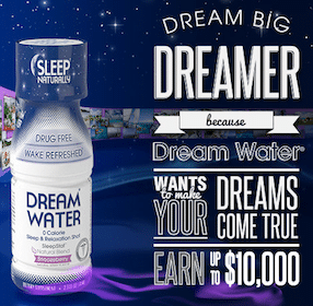 Dream Water 4 Pack with Video Submission