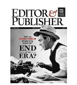 Subscription to Editor & Publisher
