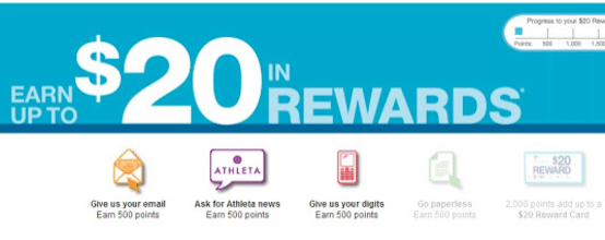GAP, Old Navy or Banana Republic Card Holders: Score a FREE $20 Reward