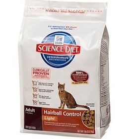 Win a Bag of Hill's Science Diet Adult Grain Free Dry Cat Food (1,500 Winners)