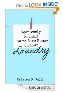 eBook: Fearlessly Frugal: How to Save Money on Your Laundry