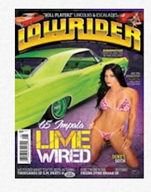 Subscription to Lowrider
