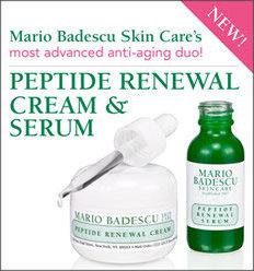 Mario Badescu Peptide Samples