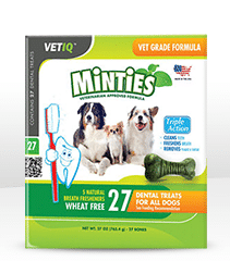 Minties Dog Treats Sample for Sam's Club Members