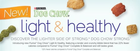 Purina Dog Chow Light & Healthy Sample