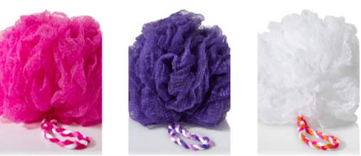 Shower Sponge or Mini Candle w/Purchase at Bath & Body Works (Coupon)