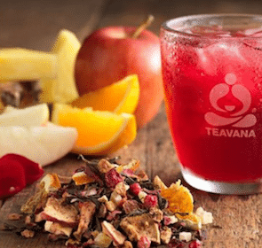 Cup of Youthberry Wild Orange Blossom Iced Tea at Teavana (Today Only!)