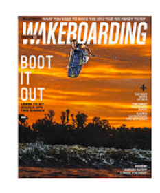 Subscription to TransWorld Wakeboarding
