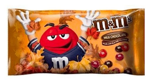 Save $1/1 ANY M&M's Harvest Blend Coupon
