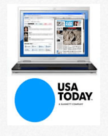 Complimentary USA Today e-Newspaper
