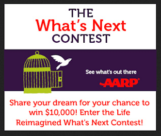 What's Next Contest: Enter to Win a $10,000 Check (+ 3 Entrants Win a $1,000 Check!)